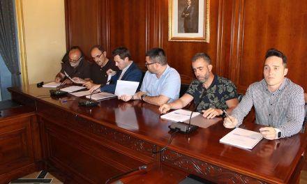 Firmado el acuerdo regulador de las condiciones de trabajo de los empleados municipales de Cehegín