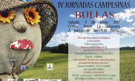Bullas celebra las IV Jornadas Campesinas enmarcadas en la programación Junio Verde