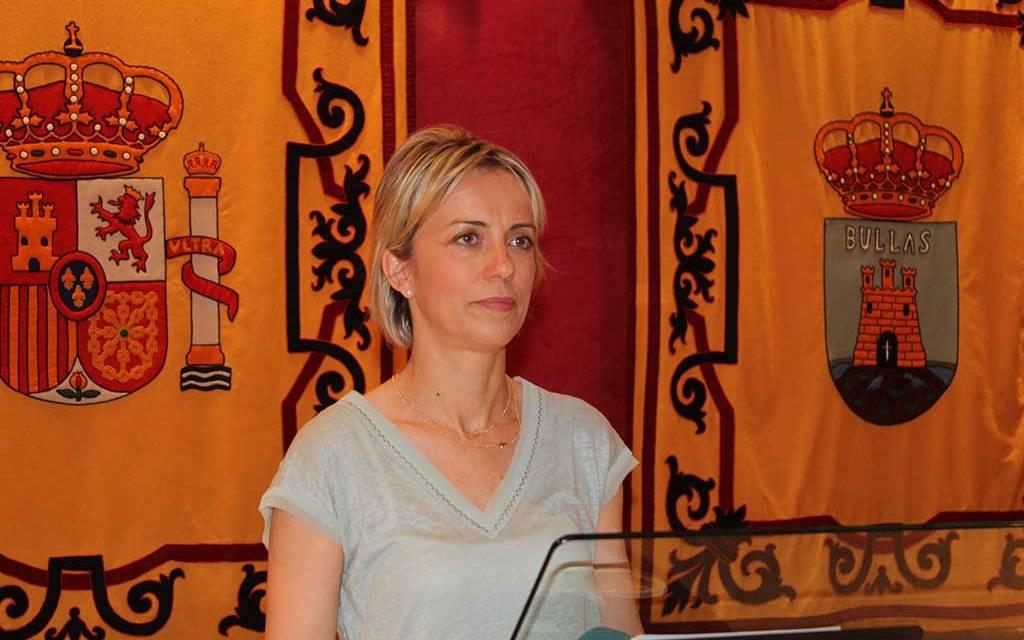 «Turísticamente hablando decir Bullas es decir enoturismo,  es decir cultura del Vino», Águeda Fernández, edil de Turismo de Bullas