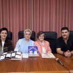 """Presentado en Calasparra la obra """"Jaque al Rey"""" de Francisca Fe Montoya y Juan Carlos Chacón Cánovas"""