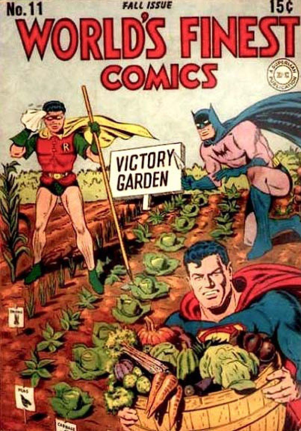 Huertos de Guerra (Dig for Victory): agricultura urbana al rescate