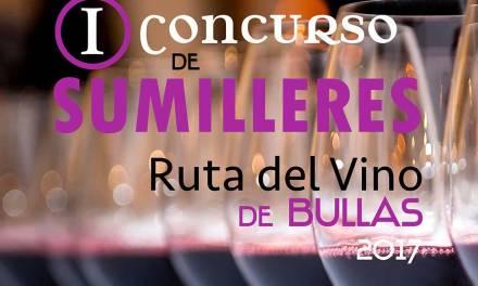 Primer Concurso de Sumilleres 'Ruta del Vino de Bullas'