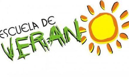 Se abre en Cehegín el plazo para la presentación de proyectos para la realización de las Escuelas de Verano 2017