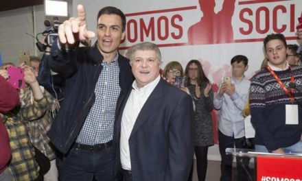 Los hombres de Pedro Sánchez en la Región de Murcia