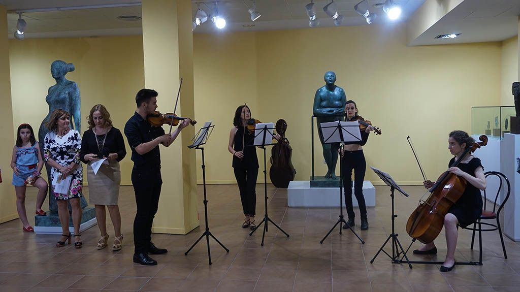 El Conservatorio de Caravaca es una feliz realidad