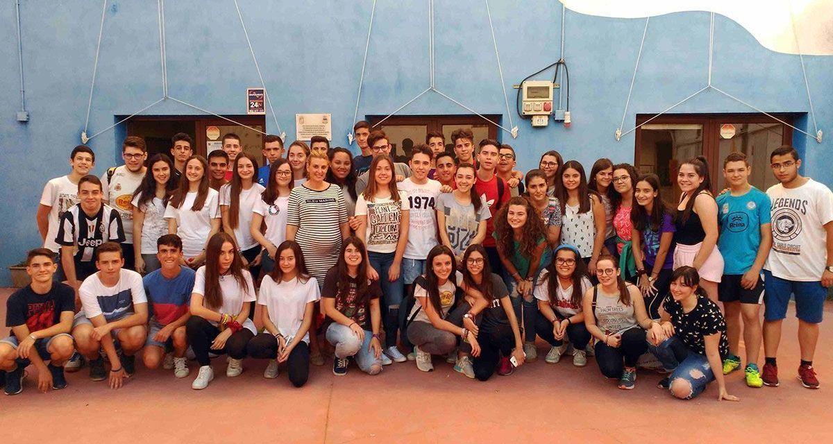 Juventud de Caravaca clausura el programa de educación para la salud 'Viaje Saludable'