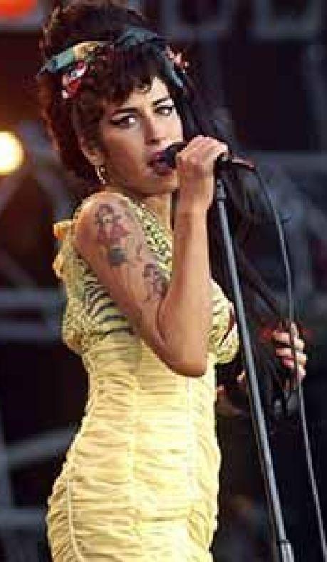 Amy Winehouse (por Domingo J. Casas)