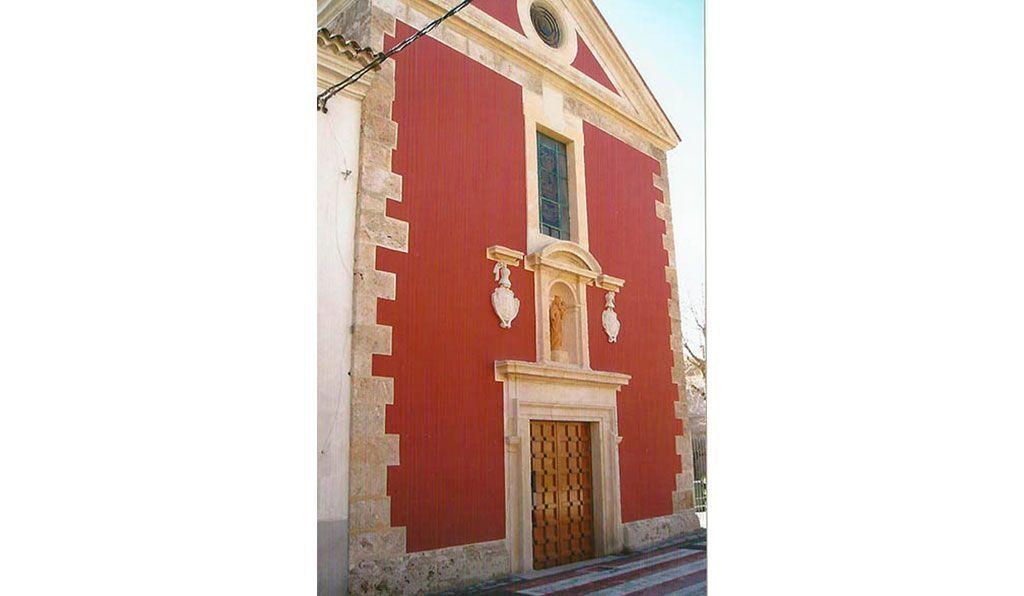 382 años de la iglesia del Carmen