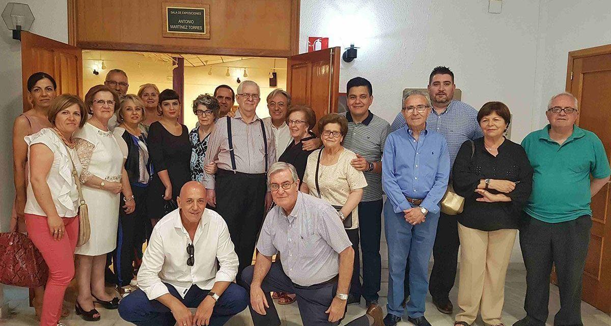 La sala de exposiciones de la Casa de la Cultura lleva el nombre de Antonio Martínez Torres