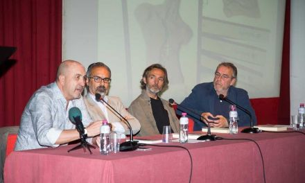 «¿De qué nos salva la literatura?», presentación en Caravaca de la novela de Miguel Sánchez Robles