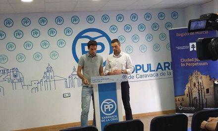 El PP denuncia la situación irregular de la asesoría jurídica del Ayuntamiento de Caravaca y pide legalizarla