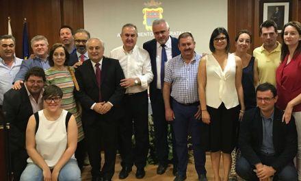 El socialista Jesús Amo, nuevo alcalde de Moratalla