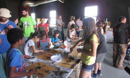 Exitosa participación en las IV Jornadas Campesinas de Bullas