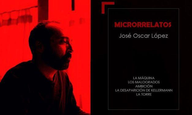 La Lupa del Microrrelato – José Oscar López
