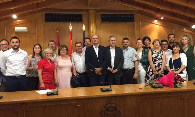 La moción de censura de PSOE y Ciudadanos quita la alcaldía a la popular Ramona Jiménez