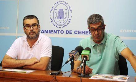 Se presenta en Cehegín el V Campus Javier Miñano