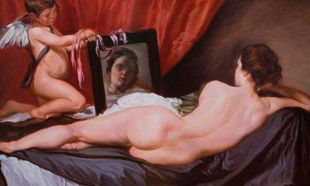Exposición en Bullas de Mateo Pellicer sobre Velázquez
