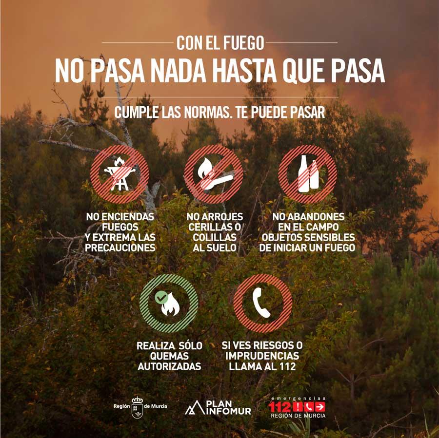 Imagen campaña Infomur