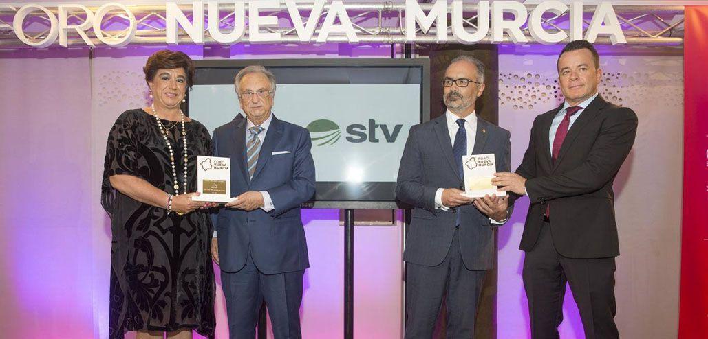 El Año Jubilar de Caravaca, premiado en la gala de Foro Nueva Murcia