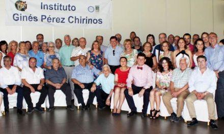 Medio siglo del IES Ginés Pérez Chirinos