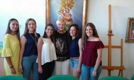 Cinco serán las candidatas a ser Reina de las Fiestas Patronales de Cehegín 2017
