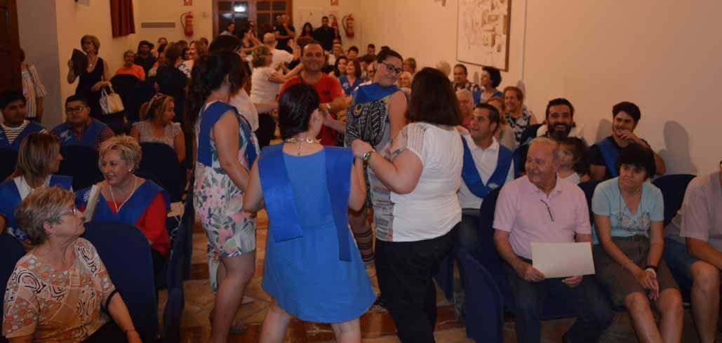 Acto de graduación del alumnado del Centro de Adultos de la comarca del Río Mula