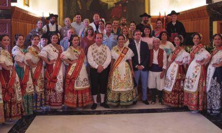 Lo mejor del folclore nacional pasa por la Basílica Santuario de Caravaca