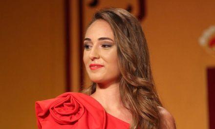 Ainhoa Abril Picón, Reina de las Fiestas Patronales de Cehegín 2017