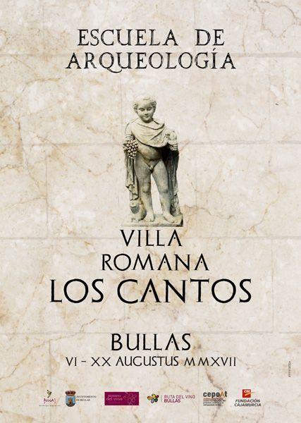 Cartel campaña Los Cantos 2017