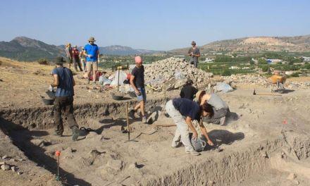 Comienzan las excavaciones en el yacimiento arqueológico de Begastri en su edición 2017