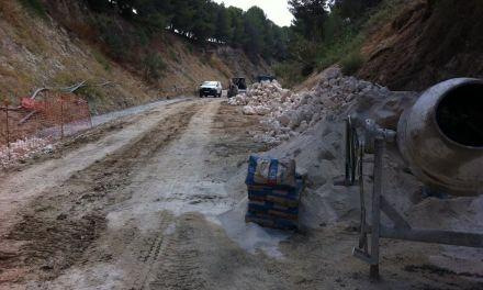 Reparan el tramo de la Vía Verde El Niño-La Luz dañado por las lluvias de diciembre