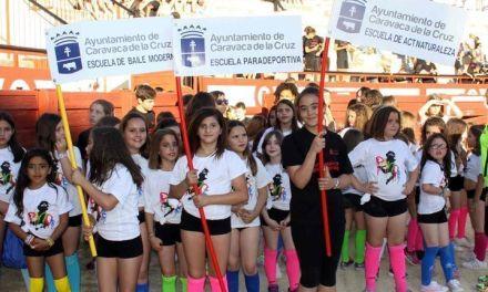 Abierto el plazo de inscripción en Caravaca de las Escuelas Deportivas Municipales 2017/2018