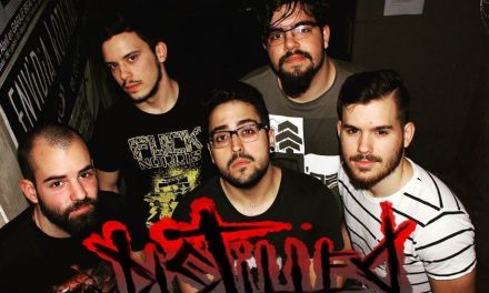 Metal alternativo con Distilled la noche del 13 en el Albaricoque Rock