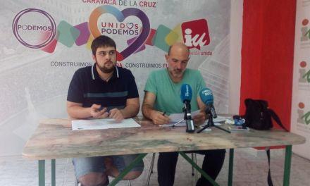 IU-Verdes urge al Equipo de gobierno de Caravaca a presentar el reglamento de participación ciudadana