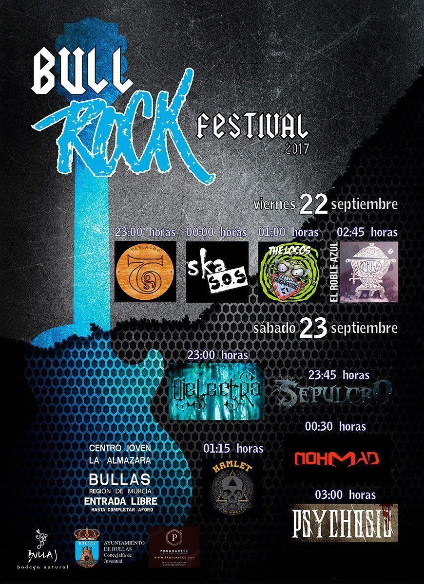 Cartel Bullrock2017