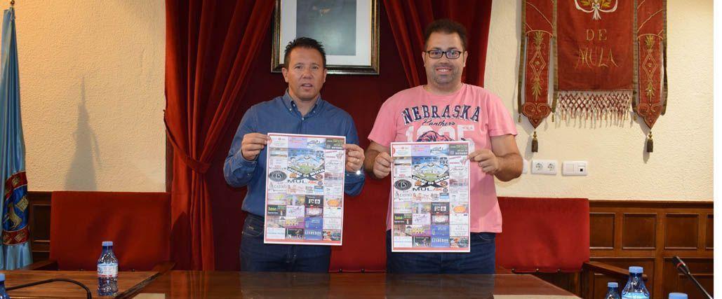 Presentado el X Open de Frontenis Mula que se celebra el sábado 16 de septiembre