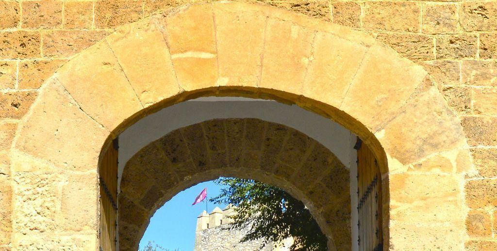 El trazado renacentista en el castillo de Caravaca