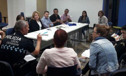 La mesa de la juventud de Cehegín en materia de prevención de Drogodependencias se reúne nuevamente