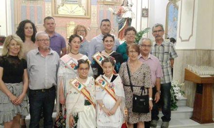Campos del Río recibe la visita de una representación de Bourg Argental