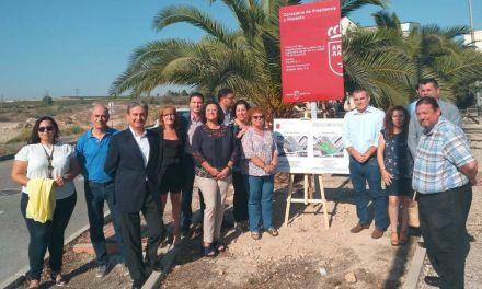 """López: """"Seguimos a la espera de que la Consejería nos remita el proyecto definitivo del arreglo de la RM – 531"""""""
