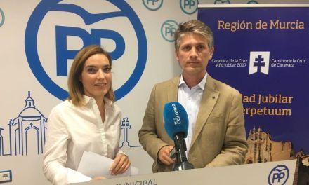 El PP pide solución a los «graves problemas de personal» que afectan al Conservatorio y Escuela Municipal de Música de Caravaca