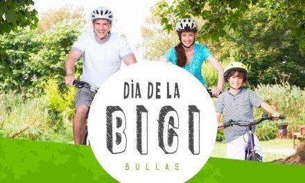 Excursión en bicicleta por las calles de Bullas