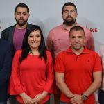El calasparreño Jordi Arce, secretario de Organización del PSOE-RM