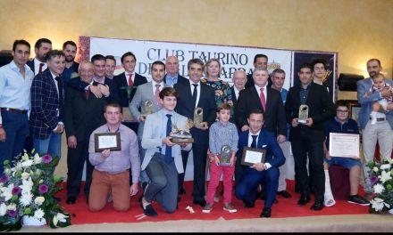 Calasparra entrega sus premios taurinos