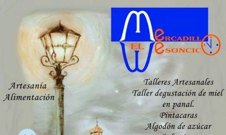 """El mercadillo """"El Mesoncico"""" acogerá el próximo domingo el IV Encuentro de Cuadrillas"""