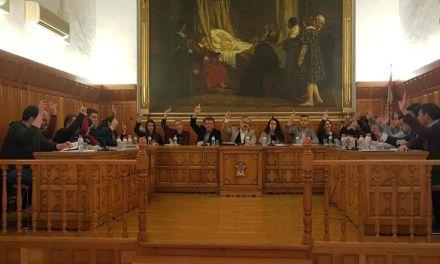 El PSOE de Caravaca vota en contra de las mociones del Partido Popular a pesar de su abstención en los presupuestos