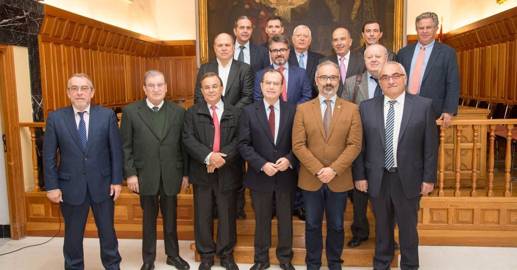La Agrupación de Empresas de Alimentación de Murcia, Alicante y Albacete se suma a la conmemoración del Año Jubilar 2017