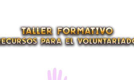 Juventud Caravaca oferta cursos sobre recursos para el voluntariado y la animación intergeneracional