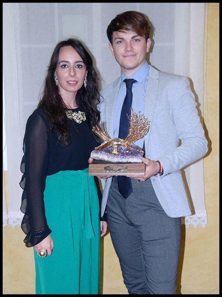 Jorge Rico y Leticia Rico