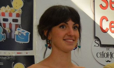 «El cartel se basa en un personaje presente en toda la trama, la enfermedad de la peste», Clara García Soriano, autora del cartel ilustrador de la Noche de Leyendas